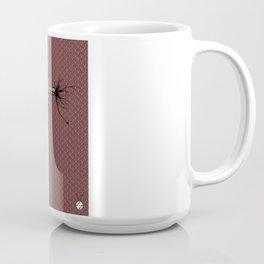 Kittappa Series - Red Coffee Mug
