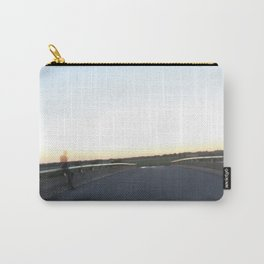 Bridge across two planes Carry-All Pouch