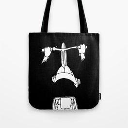 Night cycling Tote Bag