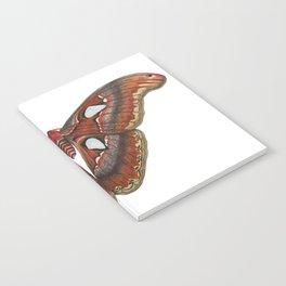 Atlas Moth Notebook