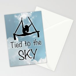 "Aeiralist ""Tied to the Sky"" Graphic Stationery Cards"