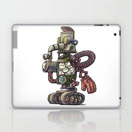 Baseball Robot Laptop & iPad Skin