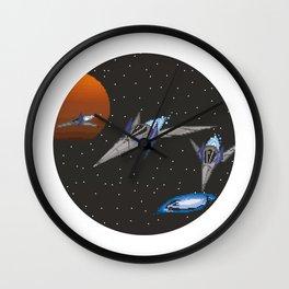 Starwing / Starfox Wall Clock