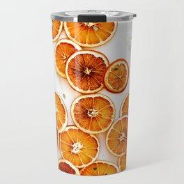 Pure Citrus (Color) Travel Mug