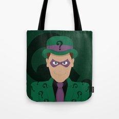The Riddler Tote Bag