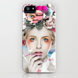 LILLY iPhone Case