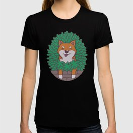 Just hangin' out here.. (Inu Series) T-shirt