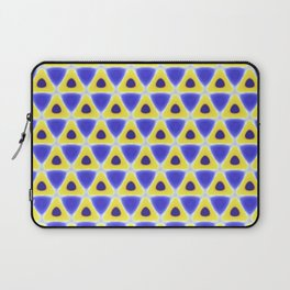 A sea of Triangles Laptop Sleeve