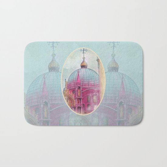 DREAMING OF SAN MARCO Bath Mat