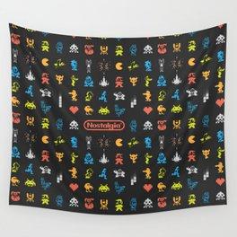 I (heart) Nostalgia Wall Tapestry