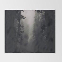 Noir Throw Blanket