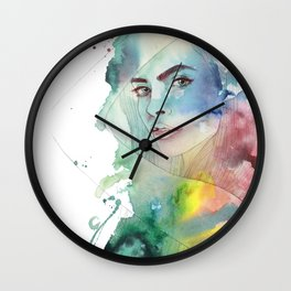 You are my muse tonight Wall Clock