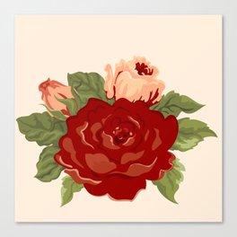 Garden 3 Canvas Print