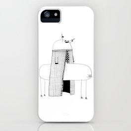 Blondie's Mule iPhone Case