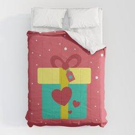 Regalo de navidad Comforters