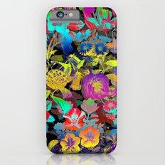 Lsd Floral Pattern Slim Case iPhone 6s