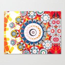 A Whirlygig (n) Canvas Print