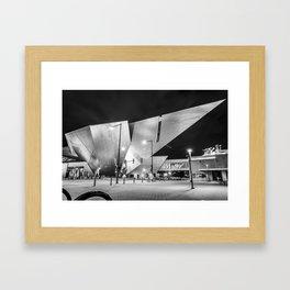 Denver Art Museum Framed Art Print