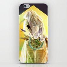 chiffon iPhone & iPod Skin