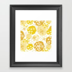 Queen Bee Framed Art Print