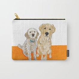 Two Buddies Carry-All Pouch