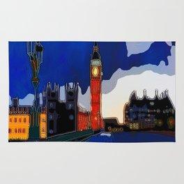 London Town Rug
