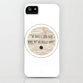 but iPhone Case