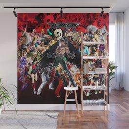 tekken,games,video,jin,kazama,devil,character,best,art, Wall Mural