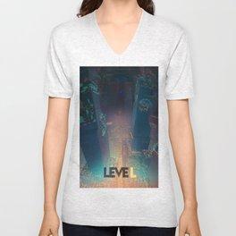 leveL - The Holopaque Storm Unisex V-Neck