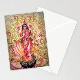 Lakshmi - Abundance Stationery Cards