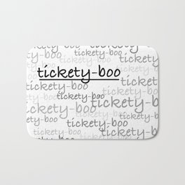 Call the Midwife - Tickety-boo Bath Mat