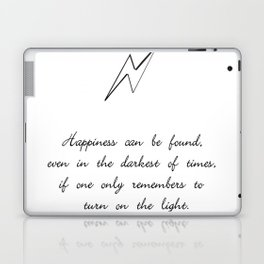 you can find happiness Laptop & iPad Skin