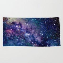 Milky Way Beach Towel
