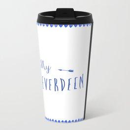 Cuteness Everdeen Metal Travel Mug