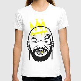 Mike Tyson Boxing Illustration merchandise  T-shirt