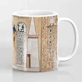 Anubis Coffee Mug