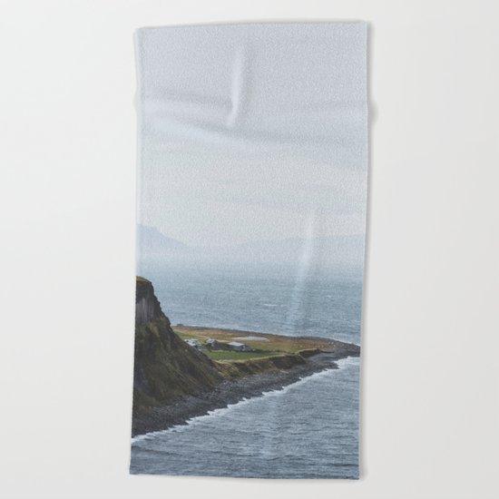 Iceland XII Beach Towel
