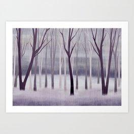 Whitehaven  Woods Dreamscape Art Print