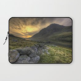 Tryfan By Morning Laptop Sleeve
