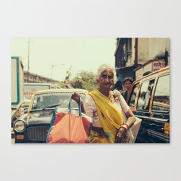 In Mumbai Canvas Print