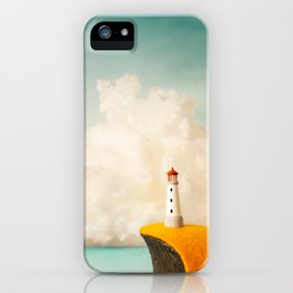 Little Lighthouse iPhone Case