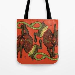 THE MAGICIAN (COLOR) Tote Bag