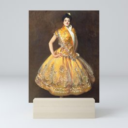 "John Singer Sargent ""La Carmencita"" Mini Art Print"