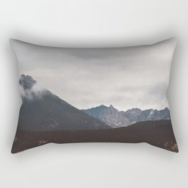 Beyond Shadows Rectangular Pillow