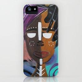 Starchild Numba 4 iPhone Case
