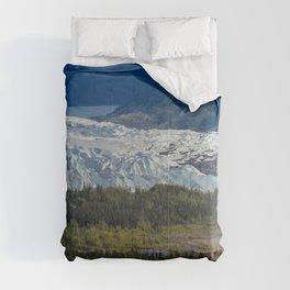 Matanuska_Glacier, Alaska - Summer Comforters