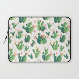 Cactus pattern Laptop Sleeve