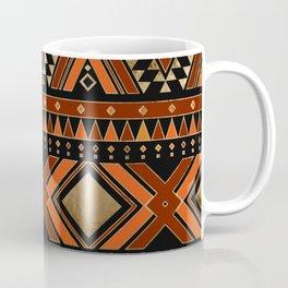 Aztec Ethnic Pattern Art N7 Coffee Mug