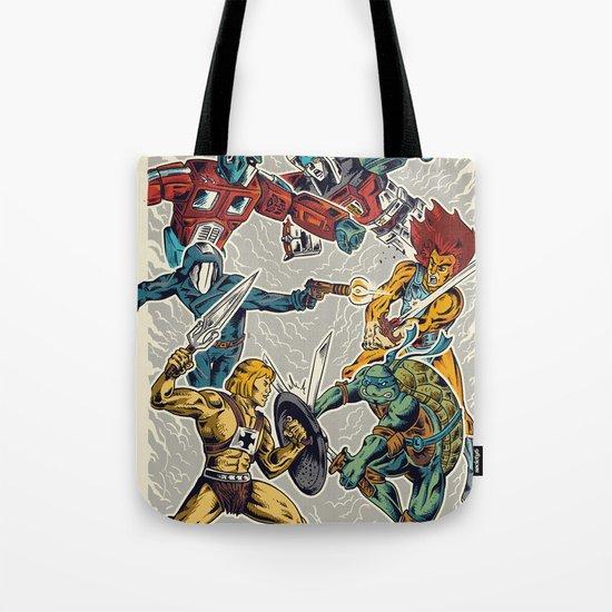 80's Smash Tote Bag