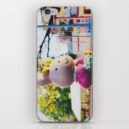 Street Bunny iPhone Skin